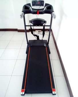 Treadmill elektrik verona 2 fungsi ( treadmill elektrik murah)