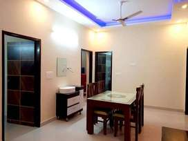 3 BHK Ready To Move Furnished Flat On Airport Road