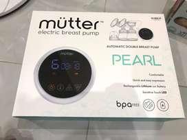 Breast Pump / Pompa Asi merek Mutter Pearl