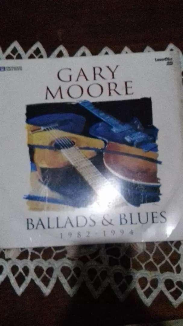 Cakram laser disk garry moore ballads&blues 1982-1994 0