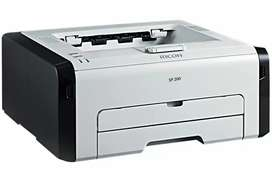 Recoh SP 200 Single Function Monochrome Laser printer