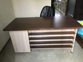 Office / Study Table and Revolving Chair