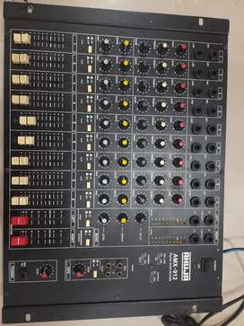 Audio mixer 12 channel