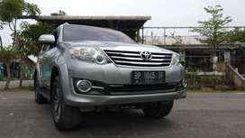 Toyota Fortuner G luxury Automatic 2015