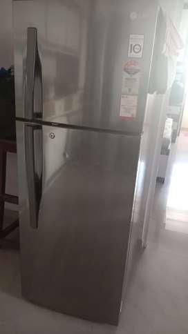 Double door LGrefrigerator