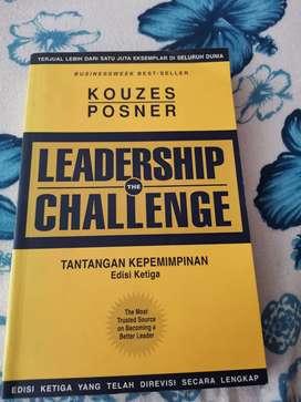 Buku Leadership the Challenge