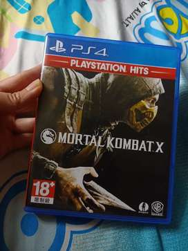 Kaset Mortal Kombat PS4