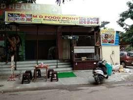 Restaurant in running condition