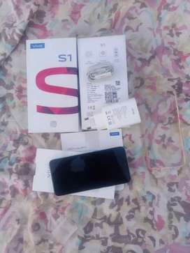 Vivo s1 full new box