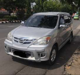 Toyota Avanza 2011 Type G