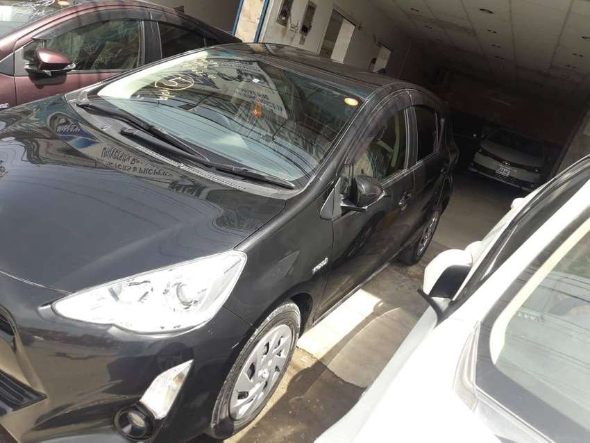 Aqua for sale , unregistered 2015 model imported in 2018 in black coor 0