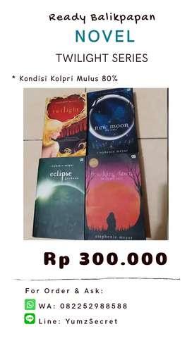 Novel Twilight series