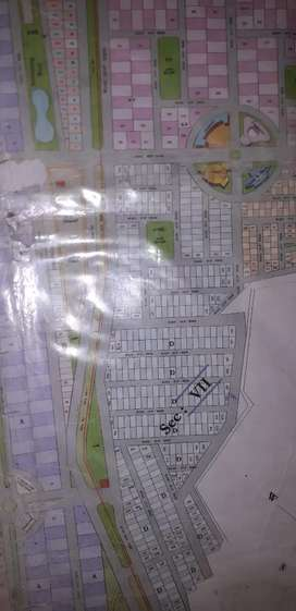 Sadiq Levna 120 SqYrd Plot File Sector 7 For Sale