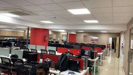 10000 sq ft - 200 workstations - ekkatuthangal