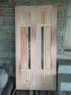 (Mbaon_FurniturE) pintu kupu tarung