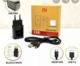 Charger ori xiaomi fast charget