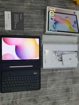 Samsung Galaxy Tab S6 Lite + Keyboard 128GB