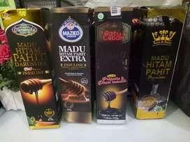 Madu Hitam Pahit Super Premium
