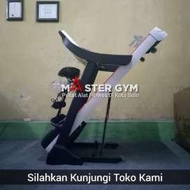 Treadmill Elektrik Fitness MG/A96 - Alat Olahraga - Kunjungi Toko Kami