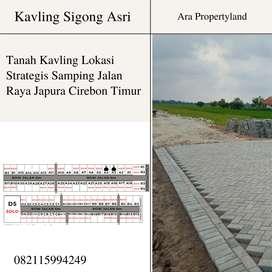 Tanah Kavling Sigong Asri Lemahabang Cirebon Free AJB