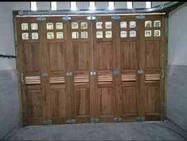 Jasa pasang pintu kayu dan jendela
