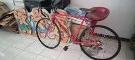 Jual sepeda roadbike classic Federal asli japan