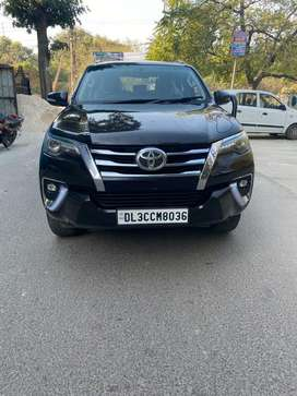 Toyota Fortuner 3.0 4x2 Manual, 2017, Diesel