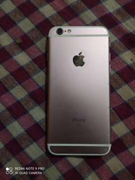 Iphone 6s brand new codition full box charger