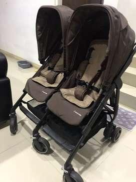 Stroller double seater Maxi Cosi