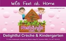 Kindergarten school for sale