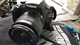 dijual kamera canon 1100D