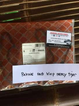 Paking Klep Mercy Tiger