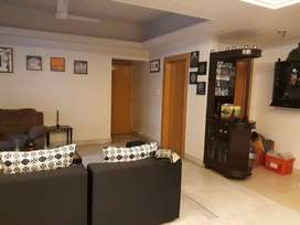 3.5 BHK Semi-Furnished Apartment in Model Colony for Sale at 2.10 Cr
