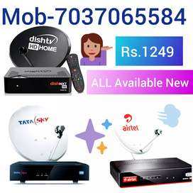 All DTH Available Rs.1249 call me.