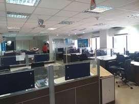 1435 sqft unfurnished or furnished office on rent bhandarkar road
