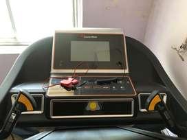 PowerMax Fitness Treadmill TDA-575 3.5HP (6HP Peak)