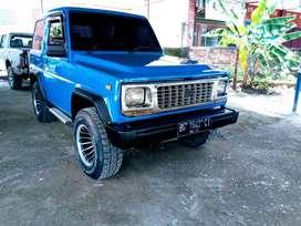 jeep taft gts hiline f69 4x2 manual 1988