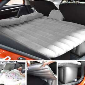 Car Air Bed shop for an innerspring bed. The layout of these