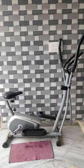 Welcare cross trainer cycle