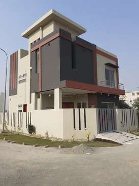DHA PHASE 9 TOWN 5 MARLA BRAND NEW HOUSE FOR SALE