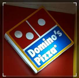 Wanted male and female staff for domino's pizza ooty