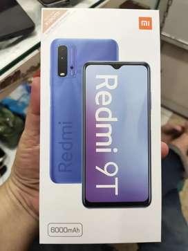 Xiaomi Redmi 9T ram 6/128gb new