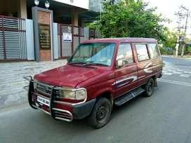 Toyota Qualis FS B3, 2001, Diesel