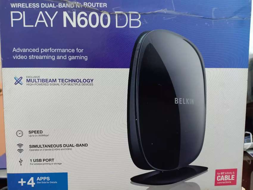 Linksys Cisco router and many more 0