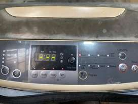 Samsung fully automatic 6.2kg working condition