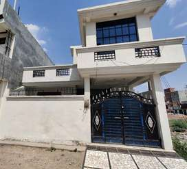 148 GAJ  Awas Vikas Fully Constructed. Corner House. 9mt road in front