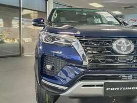 Buy Brand New Car Toyota Fortuner Available on Finance .
