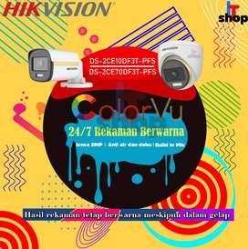 CCTV HIKVISION COLORVU 2MP & 5MP