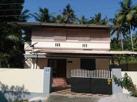 Independent House in 5.5 Cent plot in Sreekaryam