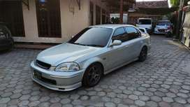 Honda Civic Ferio 1996  Silver Manual